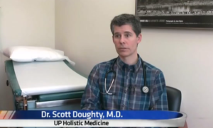 Scott Doughty, MD Watch the news story and read more on the TV6 website.